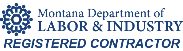 Montana Department of Labor & Industry Registered Contractor